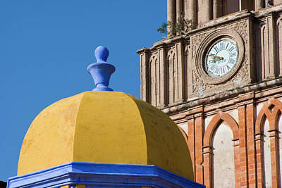 Mexico, San Miguel De Allende Print by Jaynes Gallery