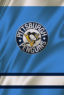 Skate Photograph - Pittsburgh Penguins by Joe Hamilton
