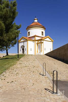 Alentejo Photograph - 17th And 18th Century Church by Jose Elias - Sofia Pereira