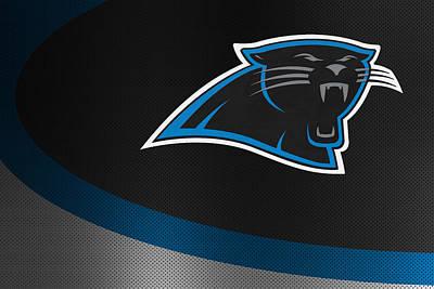 Panther Photograph - Carolina Panthers by Joe Hamilton
