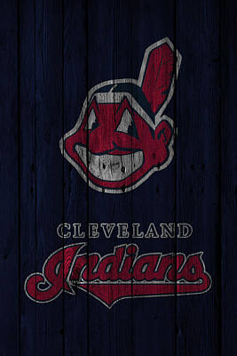 Cleveland Photograph - Cleveland Indians by Joe Hamilton