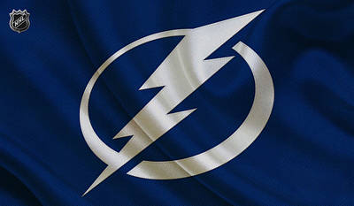 Hockey Photograph - Tampa Bay Lightning by Joe Hamilton