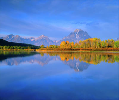 Ies Photograph - Usa, Wyoming, Grand Teton National Park by Jaynes Gallery