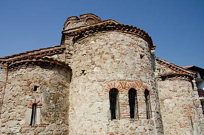 Byzantine Photograph - Bulgaria, Nessebur (aka Nessebar Or by Cindy Miller Hopkins