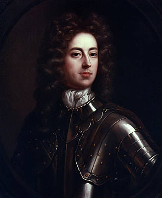 Breastplate Painting - John Churchill (1650-1722) by Granger
