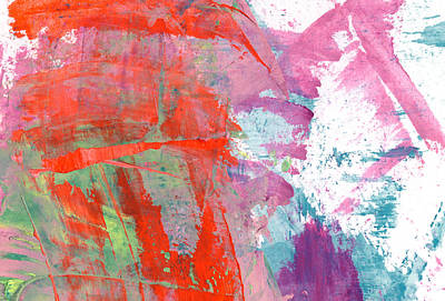 Retro Digital Art - Mixed Media Abstract by Modern Art Prints
