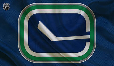 Vancouver Canucks Photograph - Vancouver Canucks by Joe Hamilton