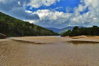 Ocean Photograph - Wilsons Prom by Andrew Hunt