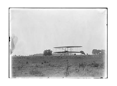 1904 Wright Brothers Flight 30 Print by MMG Archives