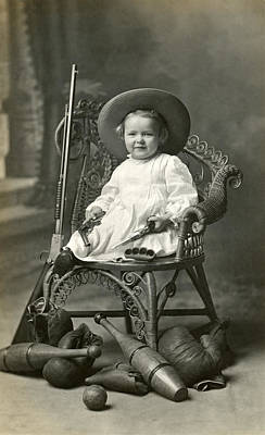 1910 American Tomboy Print by Historic Image