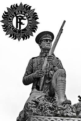 1916 Digital Art - 1916 Volunteer by David Doyle