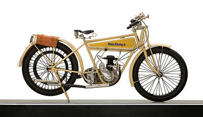 Lightweight Photograph - 1926 Moto Rhonyx Two Stroke Lightweight by Panoramic Images