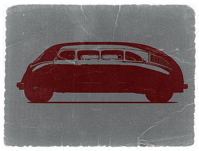 1936 Photograph - 1936 Stout Scarab by Naxart Studio