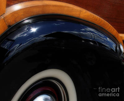 Woody Photograph - 1940 Woody Wagon by Steven  Digman