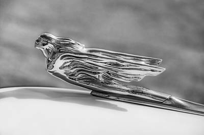1941 Cadillac Print by Kurt Golgart