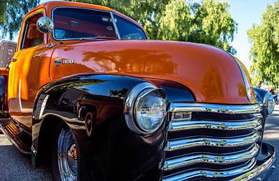 1953 Chevrolet Pickup Print by Steve Benefiel