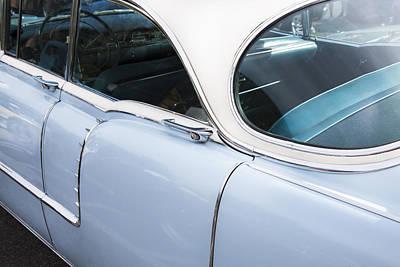 Cadilac Photograph - 1956 Cadilac Sedan De Ville by Rich Franco