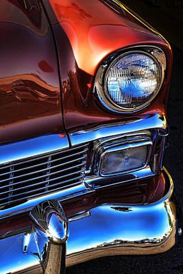 1956 Chevrolet Bel Air Print by Gordon Dean II
