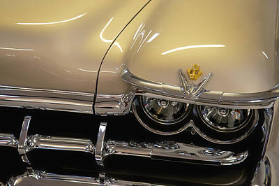 1959 Chrysler Imperial Crown  Print by Mary Lee Dereske