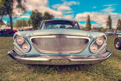August Photograph - 1961 Chrysler Newport by Yo Pedro