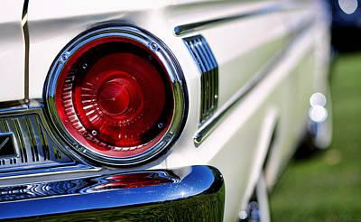 1964 Ford Falcon Sprint V8 Print by Gordon Dean II