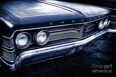 1967 Chrysler New Yorker Print by Olivier Le Queinec
