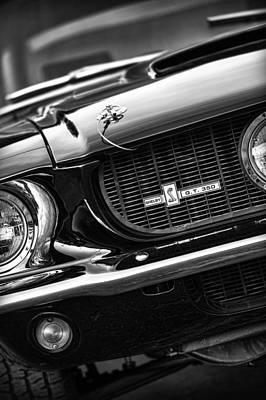1967 Mustang Shelby Gt350 Print by Gordon Dean II