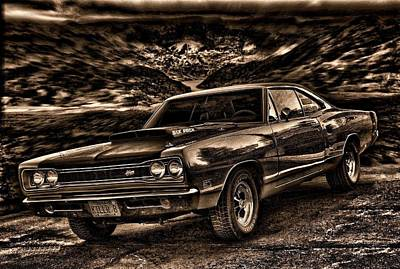 Super Bee Photograph - 1969 Dodge Super Bee by Tim McCullough