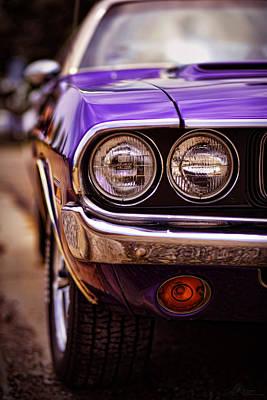 1970 Dodge Challenger Rt Original by Gordon Dean II