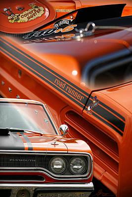 1970 Plymouth Road Runner  Original by Gordon Dean II