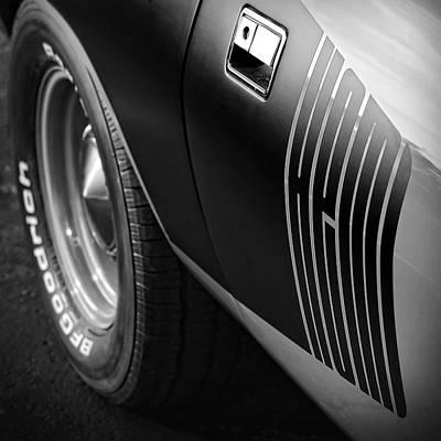 1971 Plymouth Hemicuda Original by Gordon Dean II