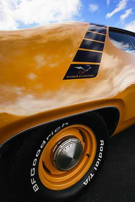 1971 Plymouth Road Runner Original by Gordon Dean II