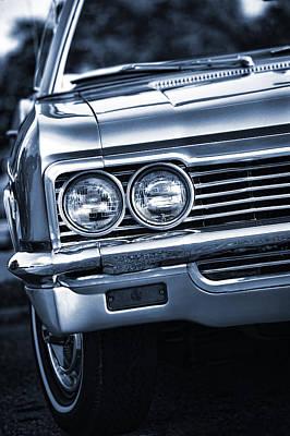 1966 Chevy Impala Ss Convertible Print by Gordon Dean II