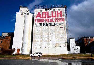Adluh Flour Print by Joseph C Hinson Photography