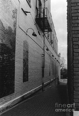 Alley Print by Michelle OConnor