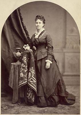 Eliza Photograph - Ann Eliza Young (1844-1925) by Granger