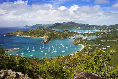 Shirley Photograph - Antigua by Brian Jannsen