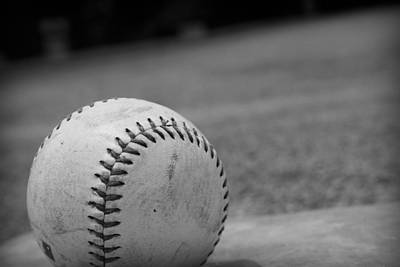 Baseball Fields Photograph - Baseball by Kelly Hazel