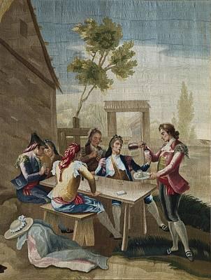 Tapestries Textiles Photograph - Bayeu Y Subias, Ram�n 1746-1793. The by Everett