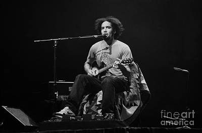 Ben Harper Print by Front Row  Photographs