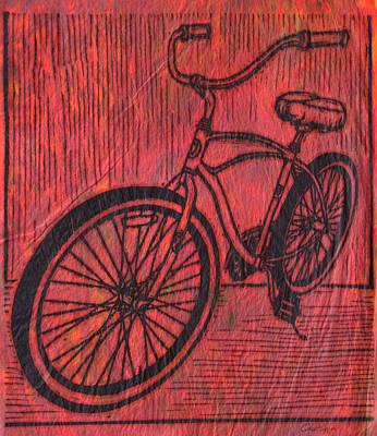 Bike 6 Original by William Cauthern