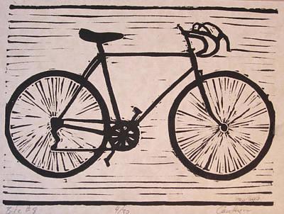 Bike 8 Original by William Cauthern