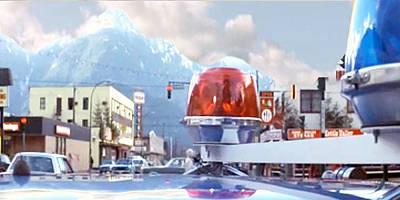 Villa Mixed Media - Blue Mountain Haven On Earth Beautiful Snow Season Cool Kool   Pink White Rush Party Engage Chrismas by Navin Joshi
