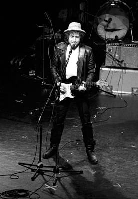 Bob Dylan Photograph - Bob Dylan by Nancy Clendaniel