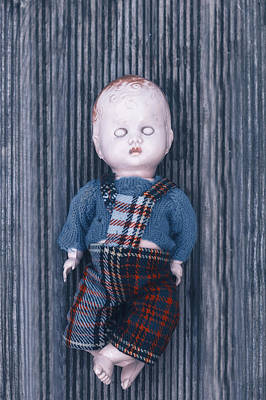 Broken Doll Print by Joana Kruse