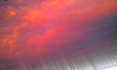 Universities Photograph - Bryant-denny Painted Sky by Kenny Glover
