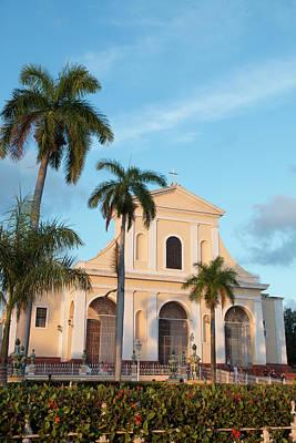 Iglesia Photograph - Caribbean, Cuba, Trinidad by Emily Wilson