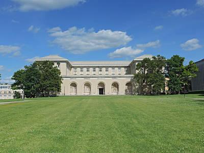 Carnegie Mellon University Print by Cityscape Photography