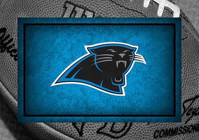 Newton Photograph - Carolina Panthers by Joe Hamilton