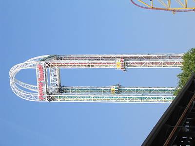 Ohio Photograph - Cedar Point - 12126 by DC Photographer